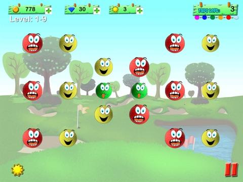 Golf Ball Blast - Fun Free Game-ipad-1
