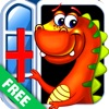 Dr. Dino - Educational Doctor Games For Kids Boys & Girls Education Free