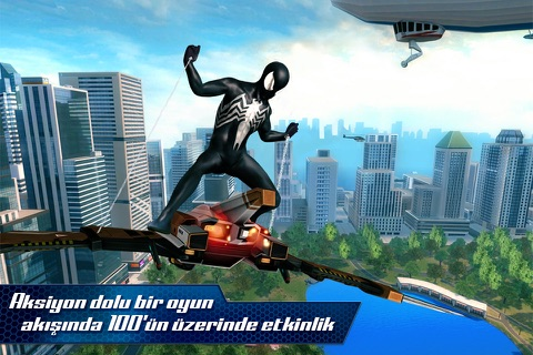 The Amazing Spider-Man 2 screenshot 4