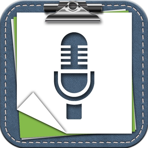 Voice Dictation for Notes - Dictate your notes with your voice instead of typing iOS App