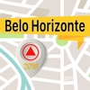 Belo Horizonte Offline Map Navigator and Guide