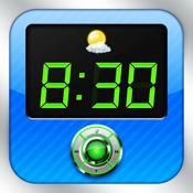 Alarm Clock Xtrm Wake & Rise Pro HD Free - Weather + Music Player icon