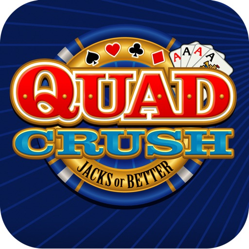 Quad Crush - Jacks or Better iOS App