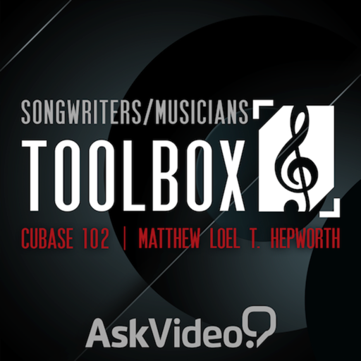 AV for Cubase 7 102 - Songwriters and Musicians Toolbox