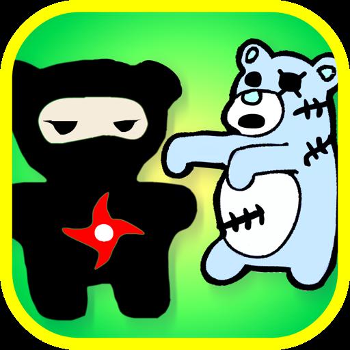 Teddy Ninja - Attack of the Zombie Bears