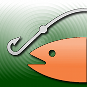Fishing Spots - Angling Map & Trip Weather icon