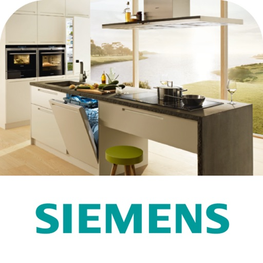 Siemens huishoudtoestellen Interactieve Productcatalogus BSH  Home Appliances