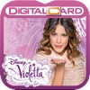 Violetta Digital Card