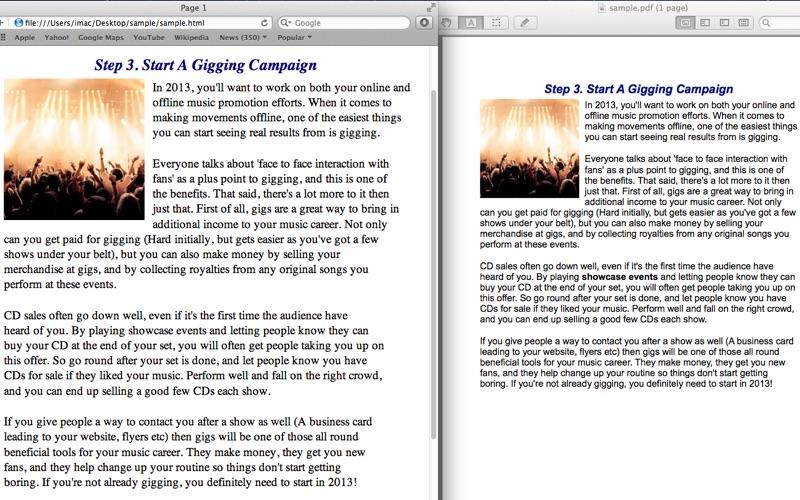 Pdf creator plus app price drops screenshot 2 for pdf creator plus reheart Choice Image