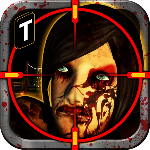 Zombie Sniper Shooting : Realistic 3D Zombie Hunting Game
