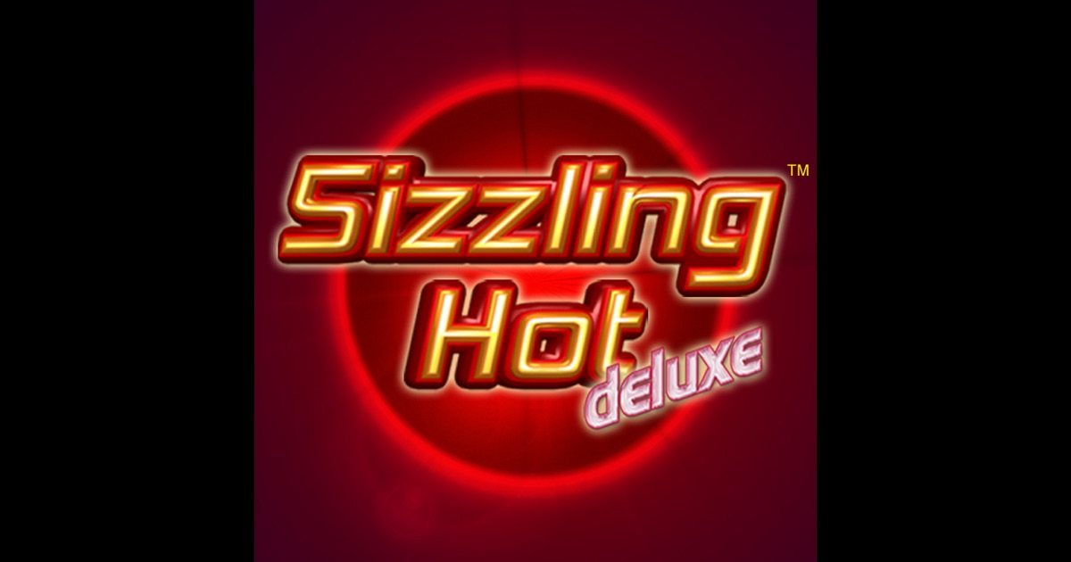 sizzling hot iphone app