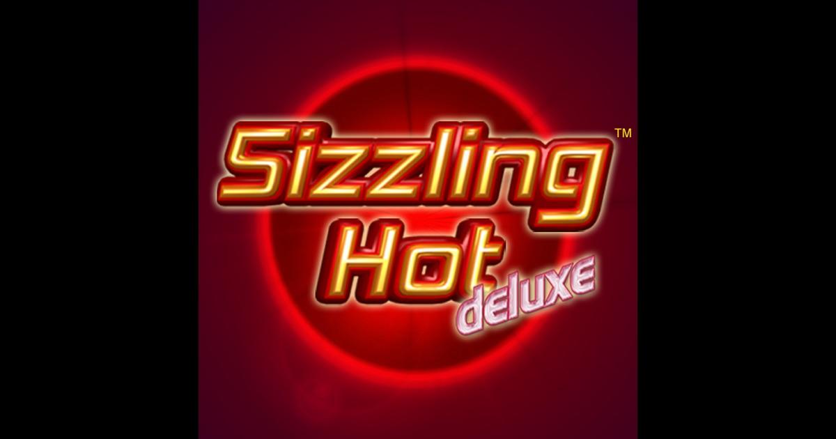 sizzling hot deluxe app