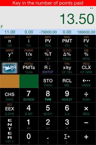 Calculator12 RPN screenshot 4