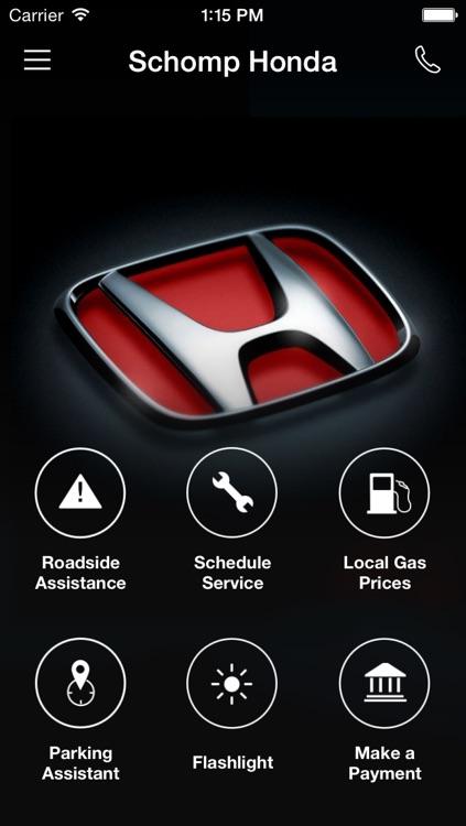 Schomp Honda DealerApp