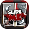 Slide Me Puzzle : The Walking Dead Comics Picture Characters Quiz Games