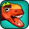 Dinosaur Hunter: Prehistory Era Cubic 3D