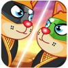 Ninja Cats - Sword Fight Game