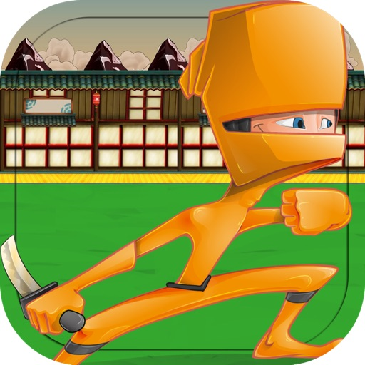 Ninja And Samurai Rooftop Fighting Battle - Warrior Assassin Sword Fighter Saga Pro iOS App