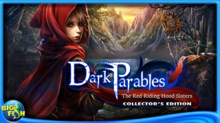The Red Riding Hood Sisters: Dark Parables - A Hidden Object Adventure-4