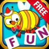 First Words(Deluxe): Spelling & Learning Game For Kids FREE