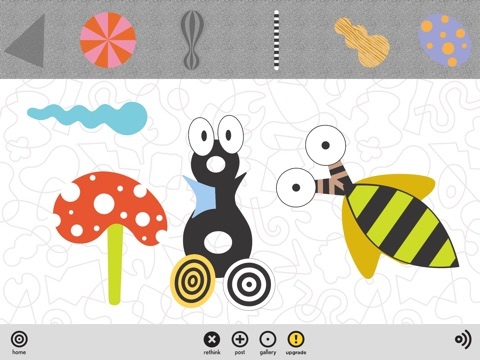 ZoLO•oolo Lite Creative Play Sculpture. Entertaining game play. Educational shape activity. Creative learning for kids, parents, preschool, babies, all ages. Gender neutral. Free screenshot 3