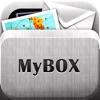 MyBOX - メールと画像をずっと保存