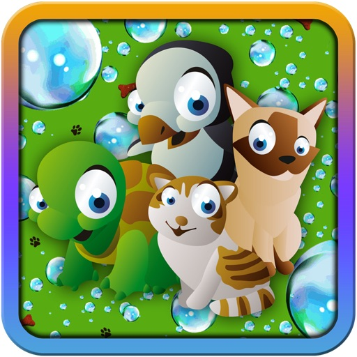 Pet Puzzle Action Maze Skill Game iOS App