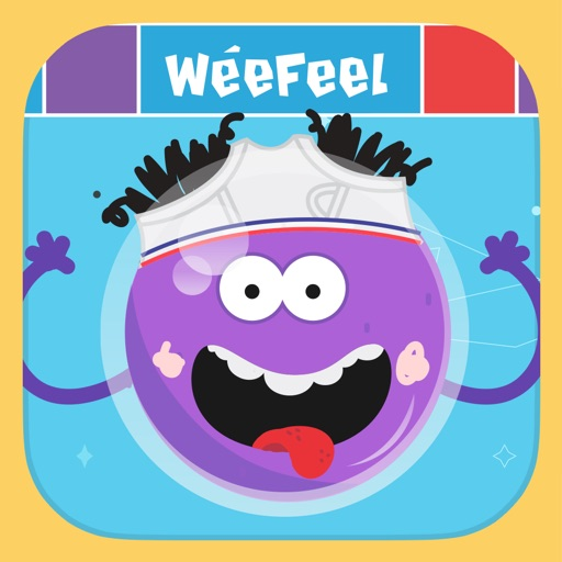 The Bubble Bomps - From WeeFeel. Play, Learn, Feel, Change.