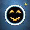 Hinzufügen von Halloween Emojis An Foto - Gespenst und Alien Gesichter Smileys Für Instagram