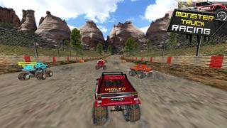 монстр   грузовик Гонки   (   3D игры   )Скриншоты 3