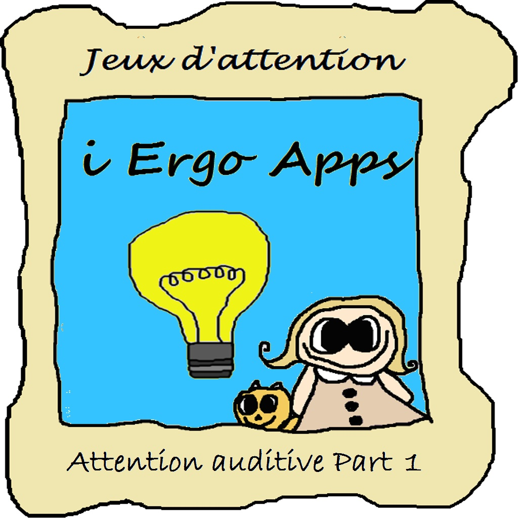 iErgo Apps - Auditive Attention 1