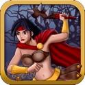Spartan Guerra Run Battle of the Immortal Guerreiro do Império - grátis para iPhone e iPad Edição icon