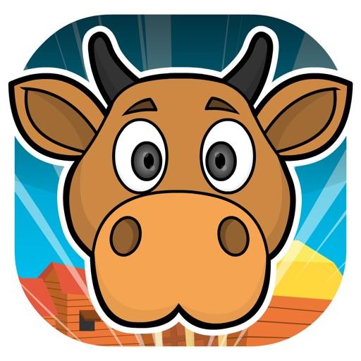 Crazy Farm Animal  – Match 3 Multiplayer Puzzle Game iOS App