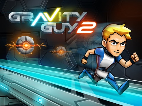 Gravity Guy 2 iPad