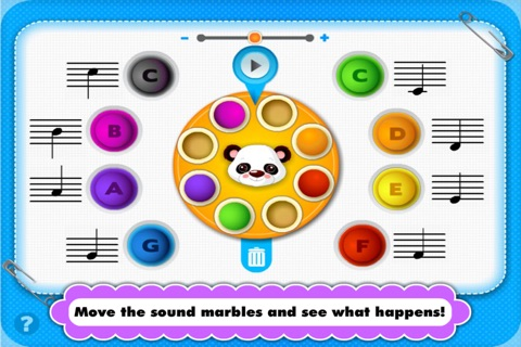 Abby Monkey® Musical Puzzle Games: Music & Songs Builder Learning Toy for Toddlers and Preschool Kids screenshot 4