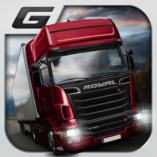 Royal Truck City Simulator iOS App