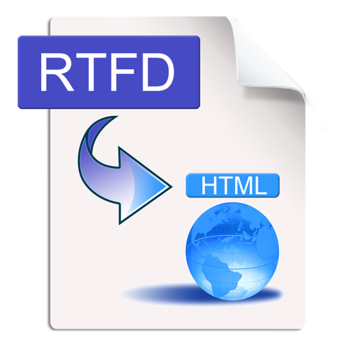RTFD to HTML