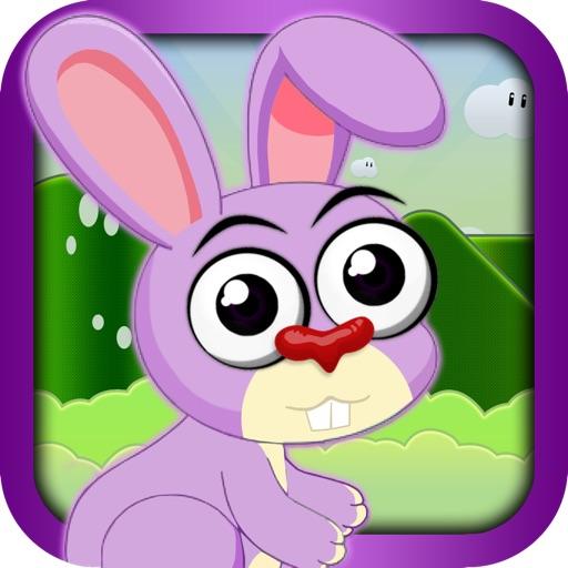 Easter Bunny Runner - Race to Jump Over Eggs iOS App