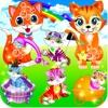 Mon minou et les soins aux animaux moelleux - hello minous Life Story petits enfants jeux de filles