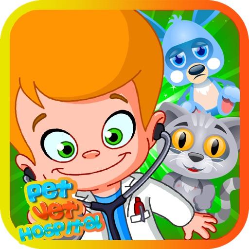 Pet Vet Hospital iOS App