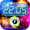 iClock – Firework : Alarm Clock Wallpapers ,  Frames & Quotes Maker For Pro