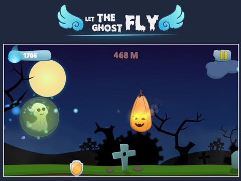 Screenshot #4 for Let the ghost fly