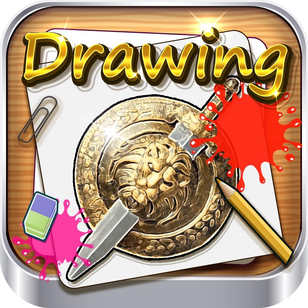 25+ Drawing Desk App  Background