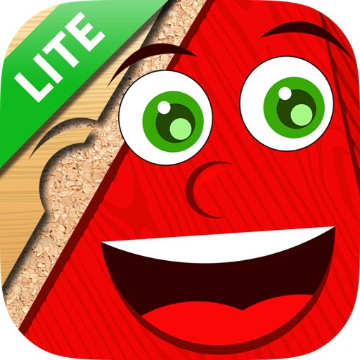 Free Shapes Cartoon Jigsaw Puzzle iOS App