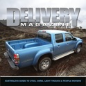 Delivery Magazine – Australia's Complete Buyers Guide for Light Commercial Vehicles