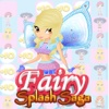 Fairy Girl Splash Super Saga For Winx Club