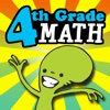 4th Grade Math Common Core: Decimals,  Fractions,  Multiplication,  Division and More!