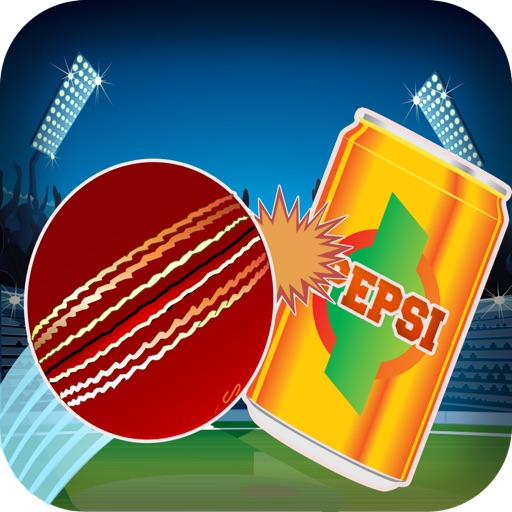 Toss the Cricket Ball - Throwing Practice Game - Child Safe App With NO Adverts iOS App