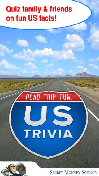 Road Trip Trivia Game Fun Facts About The United States Of - United states trivia