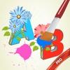 ABC Alphabet Coloring Book - Pro